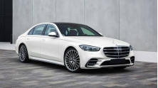 Chi tiet xe Mercedes S-Class 2021 the he moi