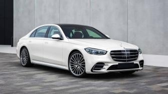 Chi tiet xe Mercedes S-Class 2021 the he moi
