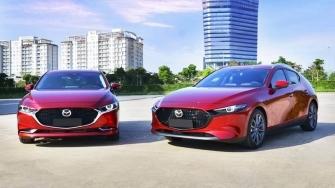 So sanh trang bi cac phien ban Mazda 3 2020 moi tai Viet Nam