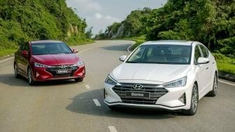 So sanh trang bi 4 phien ban xe Hyundai Elantra 2020 tai Viet Nam