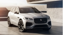 SUV the thao Jaguar F-Pace 2021 moi nang cap