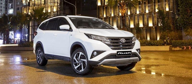 Toyota Rush 2020 co gia ban moi 633 trieu dong
