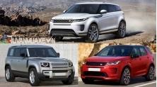 Mua xe Land Rover gia 3-4 ty dong