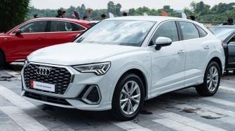 SUV the thao Audi Q3 Sportback 2021 co gia hon 2 ty tai Viet Nam