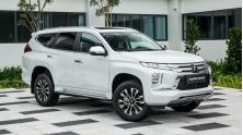 Thong so ky thuat xe Mitsubishi Pajero Sport 2021 tai Viet Nam