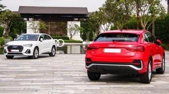 Thong so ky thuat va trang bi xe Audi Q3 Sportback 2021