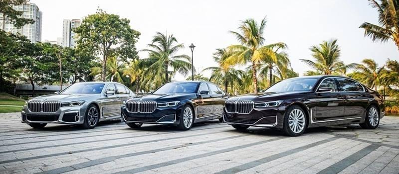 Nhung dong xe BMW duoc uu dai 100% phi truoc ba