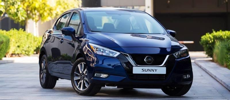 Nissan Sunny 2021 co gi de canh tranh Toyota Vios, Honda City