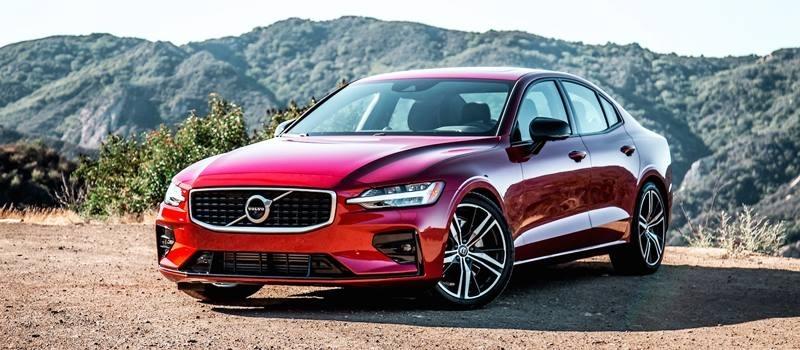 Chi tiet xe Volvo S60 2021 - doi thu Mercedes C300, BMW 330i