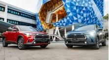 Danh gia uu nhuoc diem xe Toyota Corolla Cross 2020-2021 moi