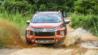 Danh gia uu nhuoc diem xe Mitsubishi Xpander Cross 2020-2021
