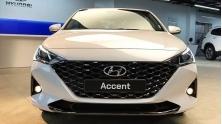Hyundai Accent 2021 moi tai Viet Nam