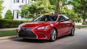 Lexus ES 2021 tai Viet Nam co gia ban tu 2,54 ty dong