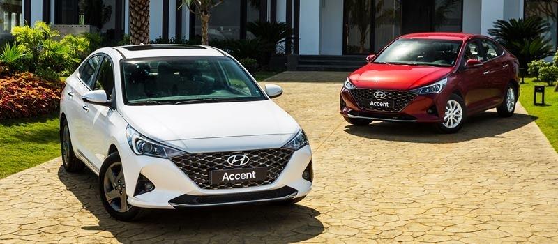 Gia ban xe Hyundai Accent 2021 moi tu 426 trieu dong
