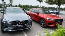 Gia ban xe Volvo XC60 2021 tai Viet Nam tu 2,19 ty dong