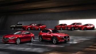 Bang gia xe Mazda 2021