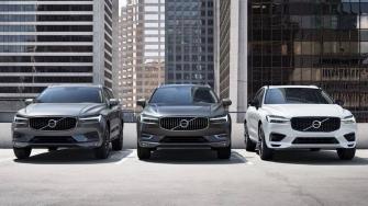 Bang gia xe Volvo 2021