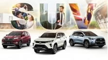 Bang gia xe Toyota 2021