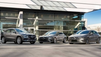 Bang gia xe Mercedes 2021