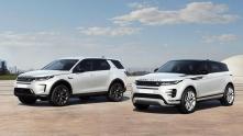 Bang gia xe Land Rover 2021