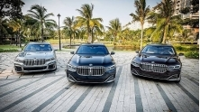 Bang gia xe BMW 2021