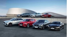 Bang gia xe Jaguar 2021