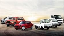 Bang gia xe o to Suzuki 2021
