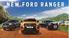 Bang gia xe Ford 2021