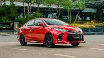 Chi tiet ban cao cap Toyota Vios GR-S 2021
