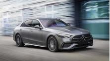 Mercedes C-Class 2022 the he moi