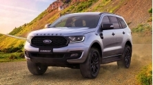 Ford Everest Sport 2021 co gia ban 1,112 ty dong tai Viet Nam