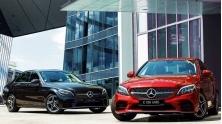 Mercedes C180 AMG 2021 co gia 1,499 ty dong tai Viet Nam