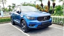 Volvo XC40 2021 co gia ban 1,75 ty dong tai Viet Nam
