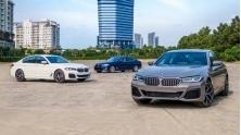 Gia ban xe BMW 5-Series 2021 tai Viet Nam tu 2,499 ty dong