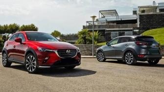 Gia ban xe Mazda CX-3 2021 tai Viet Nam tu 629 trieu dong