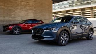 Thong so ky thuat va trang bi xe Mazda CX-30 2021 tai Viet Nam