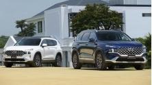 Gia ban xe Hyundai SantaFe 2021 tai Viet Nam tu 1,030 ty dong