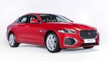 Gia ban xe Jaguar XF 2021 tai Viet Nam tu 3,1 ty dong