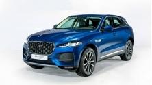 Gia ban xe Jaguar F-Pace 2021 tai Viet Nam tu 3,489 ty dong