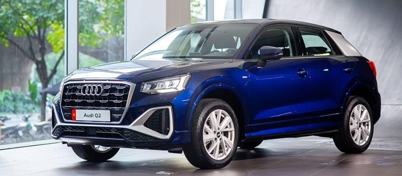 Audi Q2 2021 moi ban tai Viet Nam