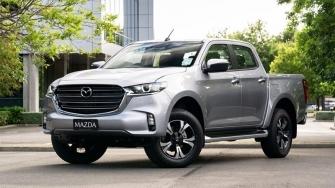 Mazda BT-50 2021 ban 4 phien ban tai Viet Nam, gia tu 659 trieu dong