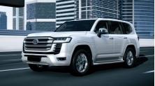 Gia ban xe Toyota Land Cruiser 2021 tai Viet Nam tu 4,060 ty dong