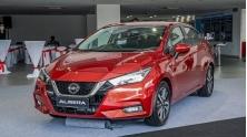 Nissan Almera 2021 thay the mau Sunny tai Viet Nam