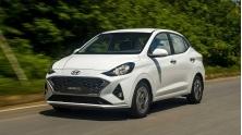 So sanh gia xe Hyundai Grand i10 Sedan 2021 voi Vios, Soluto, Attrage