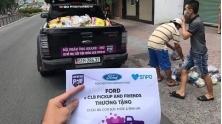 Ford Viet Nam khoi dong Thang Cham Soc Toan Cau, Ket noi suc manh cung Cong Dong Ban Tai Ba Mien