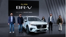 Xe 7 cho Honda BR-V 2022 canh tranh voi Mitsubishi Xpander