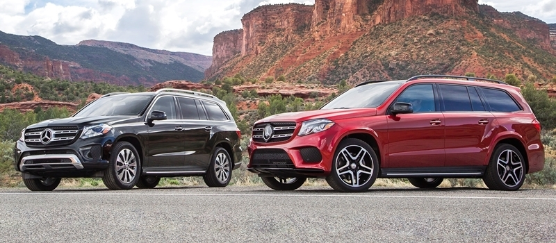 Danh gia Mercedes GLS 2016, S-Class cua dong SUV