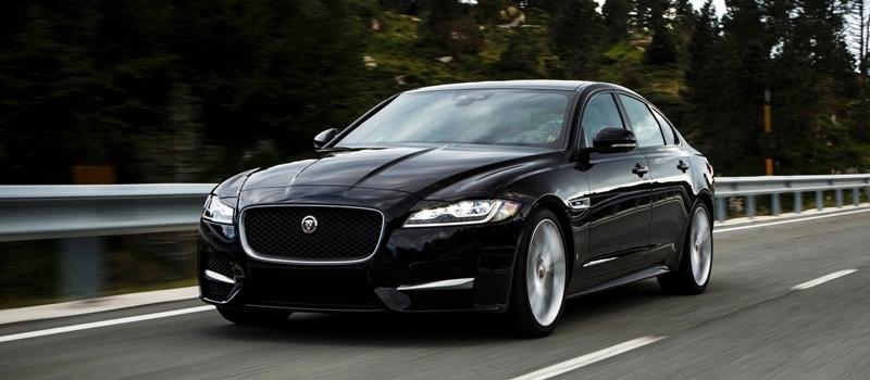 Jaguar XF 2016 chinh thuc ra mat tai Viet Nam, chua co gia ban