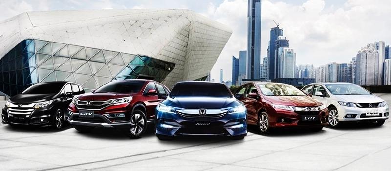 Honda o to Viet Nam uu dai bao duong xe trong thang 8/2016