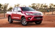Uu nhuoc diem cua Toyota Hilux 2016 phien ban 3.0G 4x4 AT